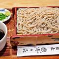 寿々喜( 成増・蕎麦 ) せいろ( そば )  2019/05/06