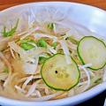 だいこん ( 練馬区旭町 or 成増 ) だいこんサラダ ( 焼魚定食 ) 2019/05/11