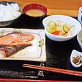 Photos: だいこん ( 練馬区旭町 or 成増 ) 焼魚定食 ( 鮭 )       2019/07/20