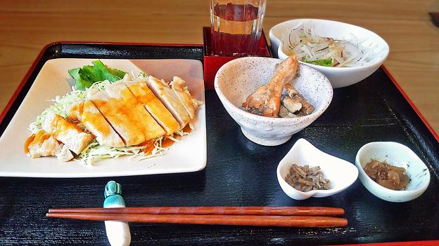 だいこん ( 練馬区旭町 or 成増 ) 豚ロースみそソテー定食   2019/09/07