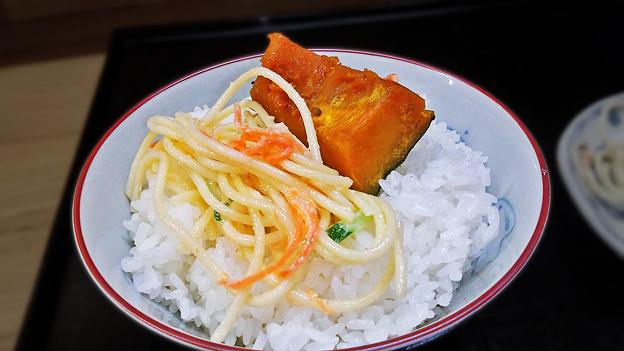 花水木 ( 成増 ) ご飯 ( 焼き魚定食 )  2019/09/17