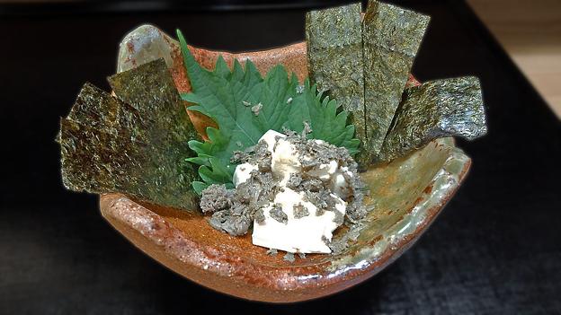 花水木 ( 成増 ) カニ味噌チーズ  2019/09/17