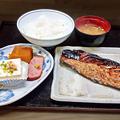 Photos: 花水木 ( 成増 ) 焼き魚定食 ( 鯖 )  2019/09/17