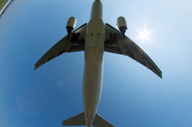 伊丹空港ランディング17