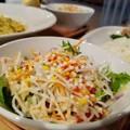写真: ランチのサラダ