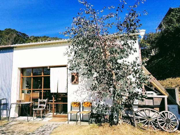 山里の食堂