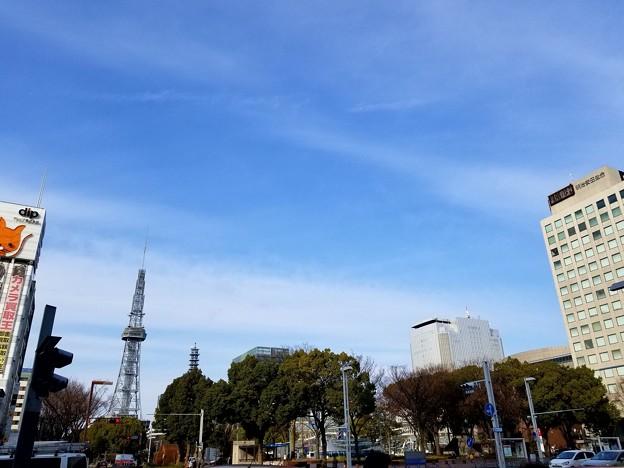 名古屋栄の景色