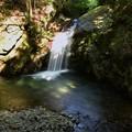 写真: くらがり渓谷不動滝
