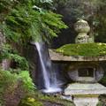 写真: 中仙道の滝
