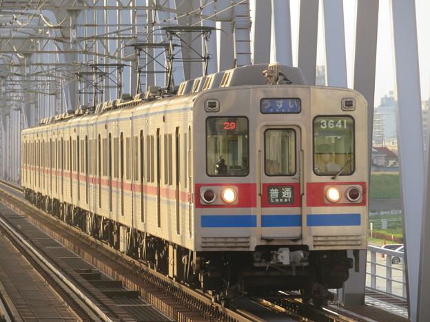 京成3600形3648F 6両化