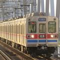 写真: 京成3600形3648F 6両化