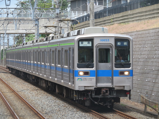 東武10030系11653F