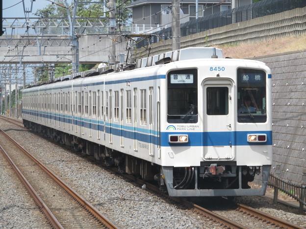 東武8000系8150F
