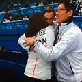 写真: カーリング女子 銅メダル!