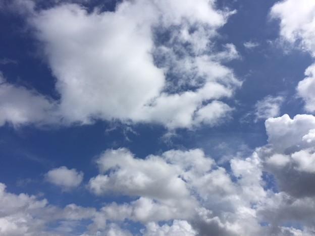 空と雲2018.7.29
