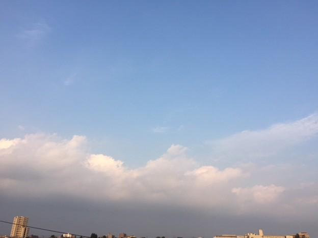 空と雲2018.8.4