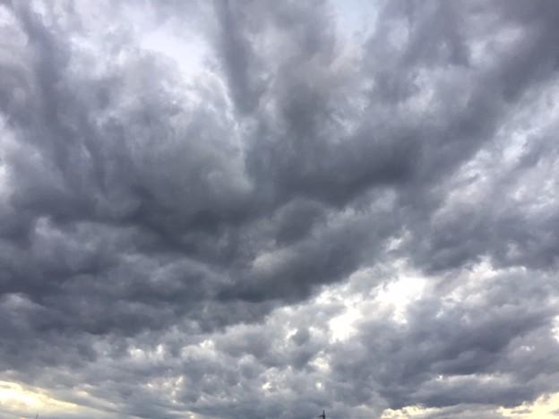 空と雲2018.10.7