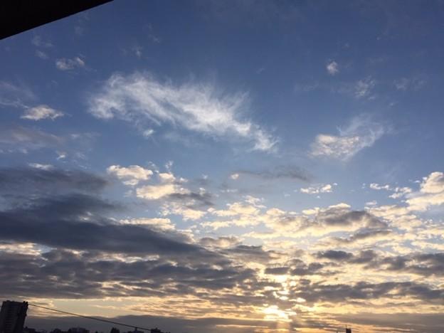夜明け前2018.10.23