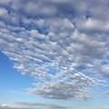 写真: 空と雲2018.10.24