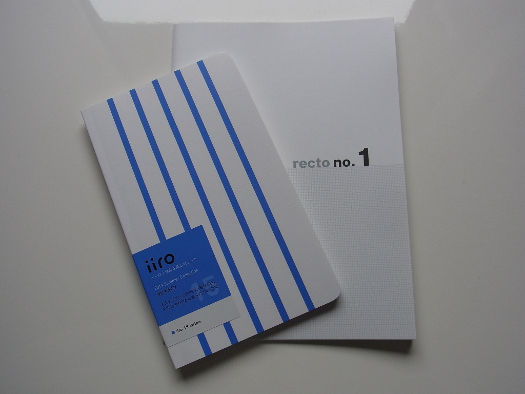 recto no.1 & iiro Note