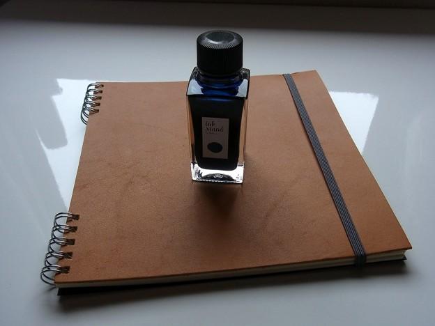 Blue Murder MK-II. (made in Ink Stand of Kakimori)