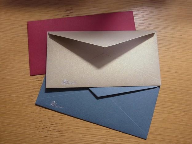 Kakimori's Original Envelope