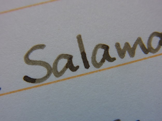 Diamine Salamander Shades of Colors
