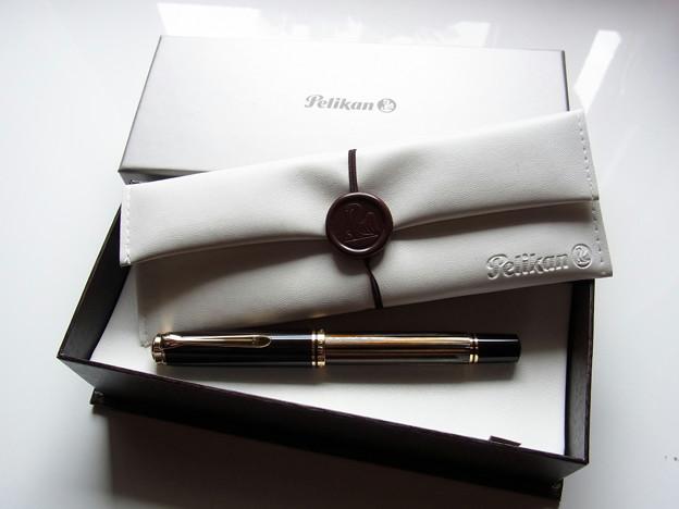 Pelikan M800 Tortoiseshell Brown (& Package)
