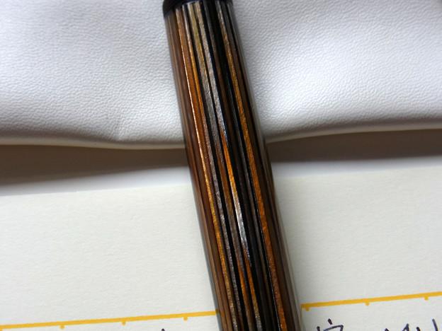 Pelikan M800 Tortoiseshell Brown (barrel)