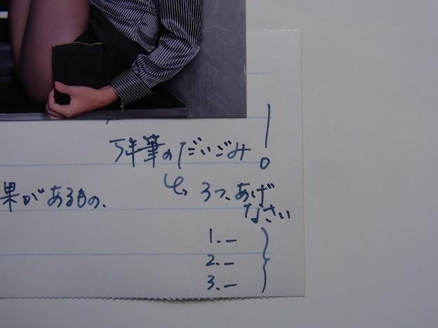 万年筆の醍醐味(榛原蛇腹便箋+M605 EF+青鈍)