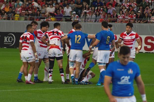 日本対イタリア (13)