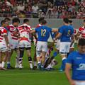 写真: 日本対イタリア (13)