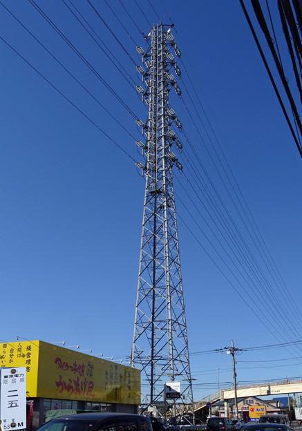 写真: 指扇線25号鉄塔