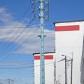 写真: 芳野台線11号鉄塔