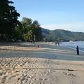Photos: 朝の浜辺