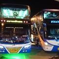 Photos: 左のバスです