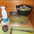 Photos: アサリ大根の小鍋たて