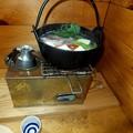 鯛アラで小鍋立て