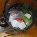 小鍋たて 鯛あら