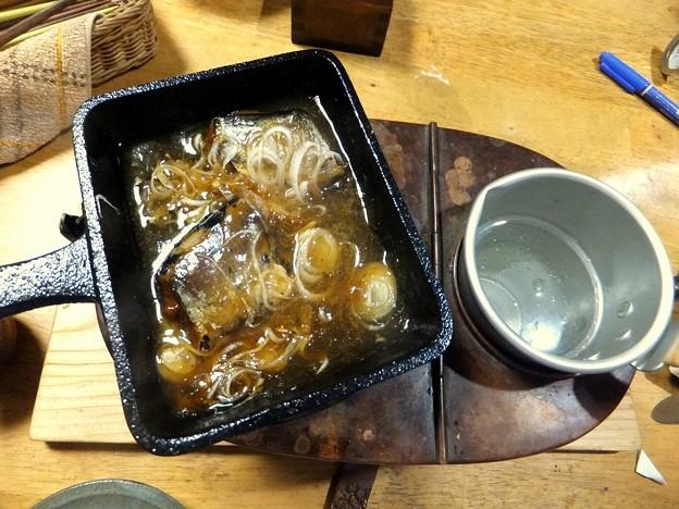 Photos: 小鍋と燗どうこ