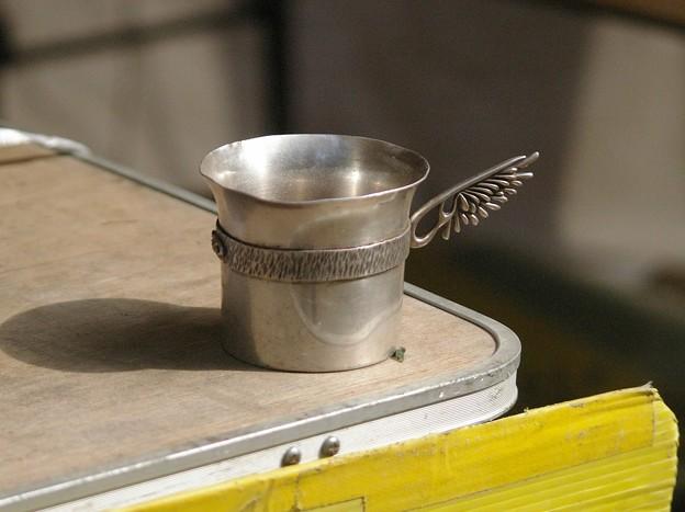 これは友人のマグカップ
