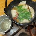 Photos: 水餃子を燗どうこで