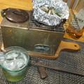 写真: シメジとベーコン・ホイル焼き