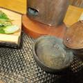 酒は澤乃井 奥多摩湧水仕込み