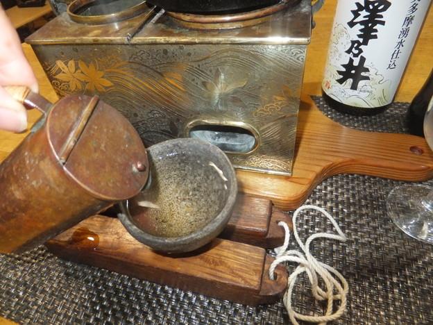 酒は澤乃井