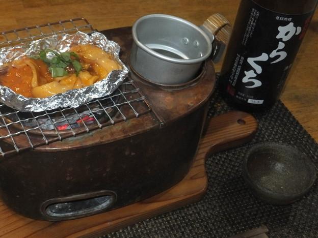 酒は武蔵鶴のからくち