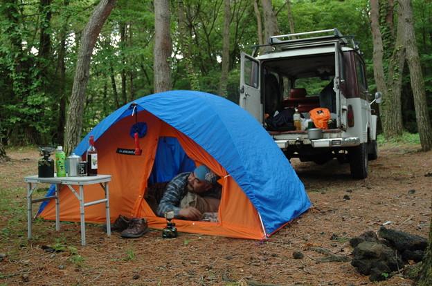 Photos: キャンプの様子