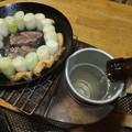 写真: 酒は澤乃井