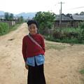 ドゥンサン村のお婆ちゃん