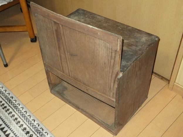 茶弁当の箱